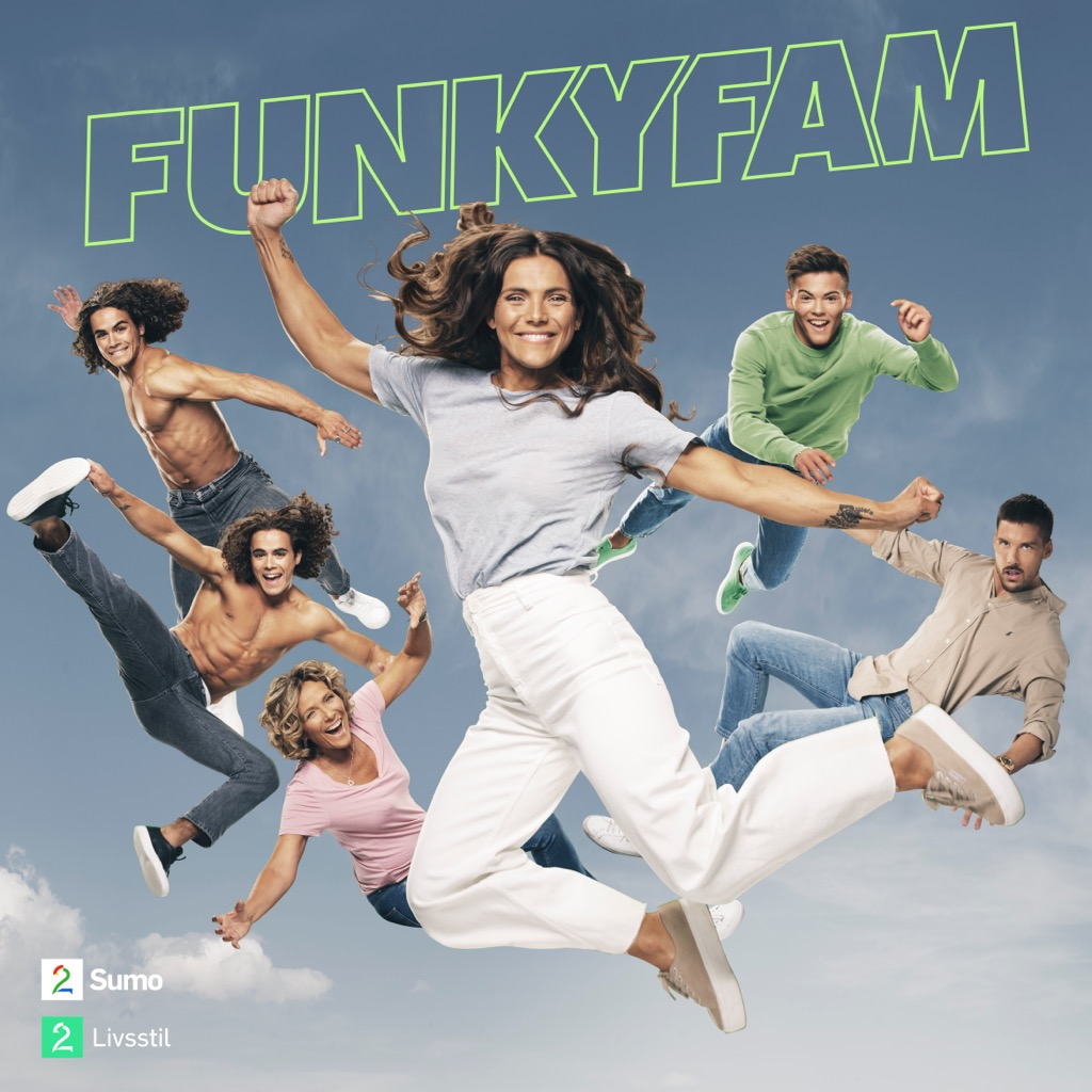 funkyfam sesong 2