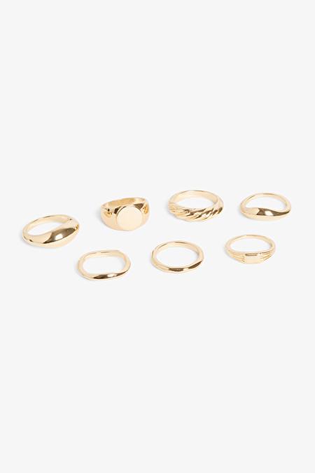 Assorted Rings Monki
