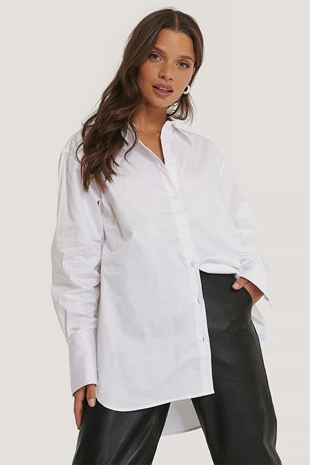 hvit skjorte - Bianca Ingrosso