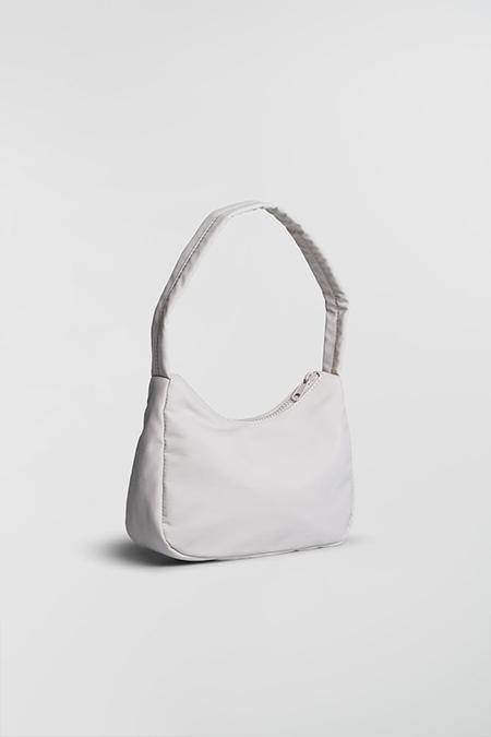 hvit veske - bianca