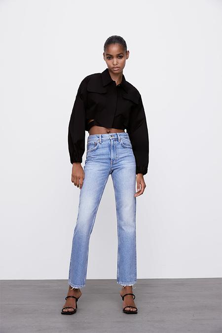 zara jeans - bianca